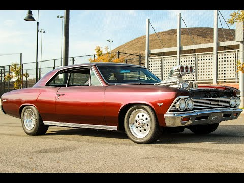 Blown Injected 1966 Chevelle Review | Griffin Steinfeld