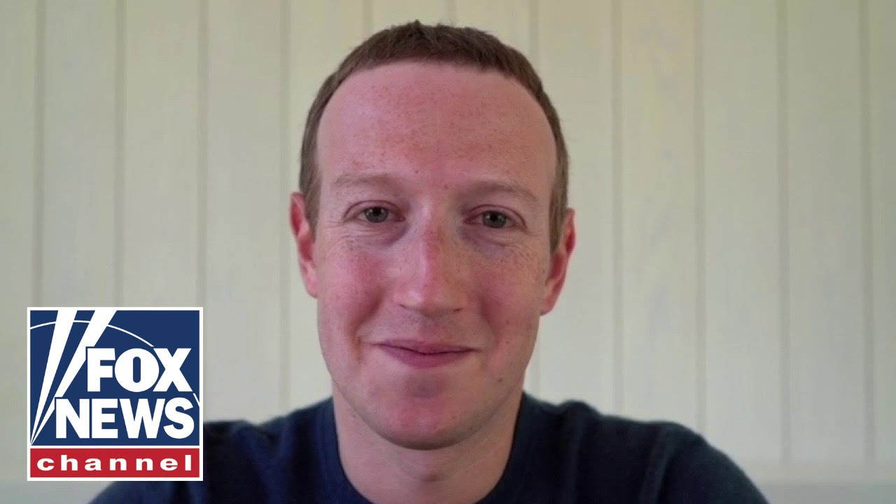 Is Facebook censoring conservative voices? Zuckerberg weighs in