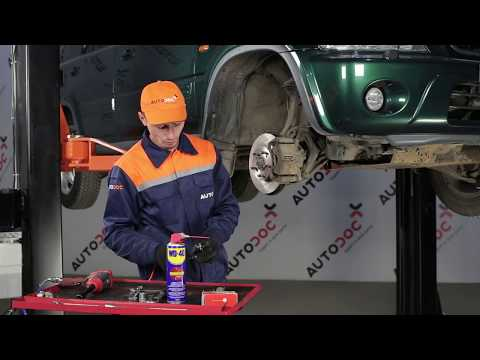 How to replace Front Anti Roll Bar Link on HONDA CR-V 1 TUTORIAL | AUTODOC