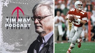 Former Ohio State quarterback Greg Frey joined the Tim May Podcast ...