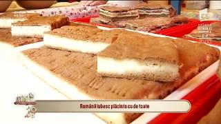 A început Festivalul Plăcintelor în Parcul Național din București