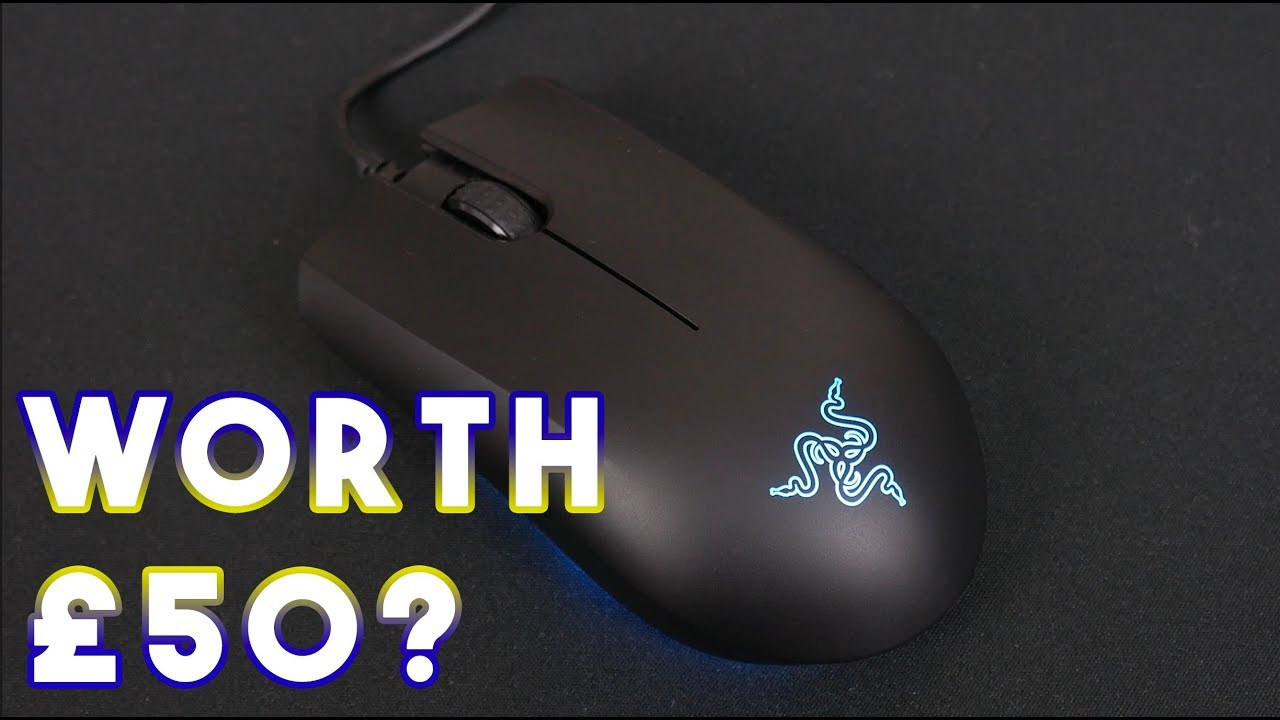 8aac8f65cda3 Razer Abyssus Essential Gaming Mouse (2018) Review - £50 for what ...