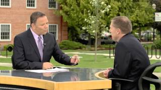 Comcast Newsmakers Interviews Michael Hampton, Director of Career Development, Linfield College