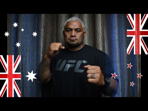 Mark Hunt - How To Give & Take A Punch