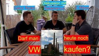 Darf man heute noch VW kaufen?? - Diskussion mit Teslamarcus und Gabor Reiter