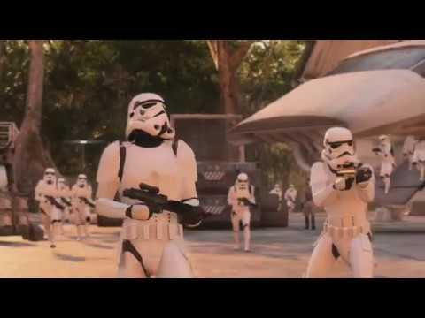 Attack on Yavin 4 - Star Wars Battlefront 2