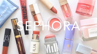 Sephora VIB Spring Sale | Easy Makeup, Self Care and Gift Card Giveaway