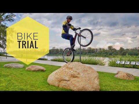 Trial Rowerowy - Co to jest? Opis dyscypliny rowerowej.