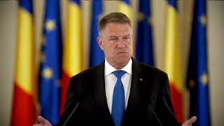 Klaus Iohannis: În urma acestui rezultat, guvernul PSD trebuie să plece