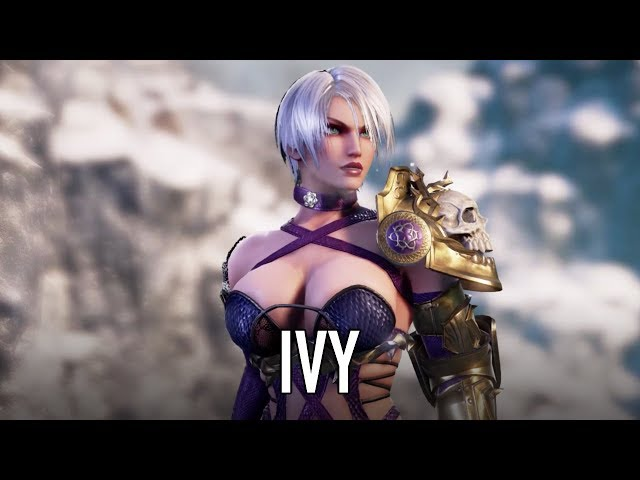 SOULCALIBUR VI - PS4/XB1/PC - Ivy (Character announcement trailer)