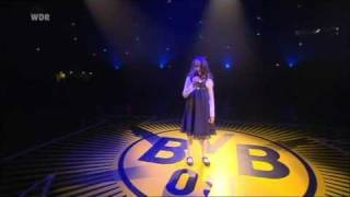100 Jahre BVB - Leuchte auf mein Stern Borussia gesungen von Ana Fiesel