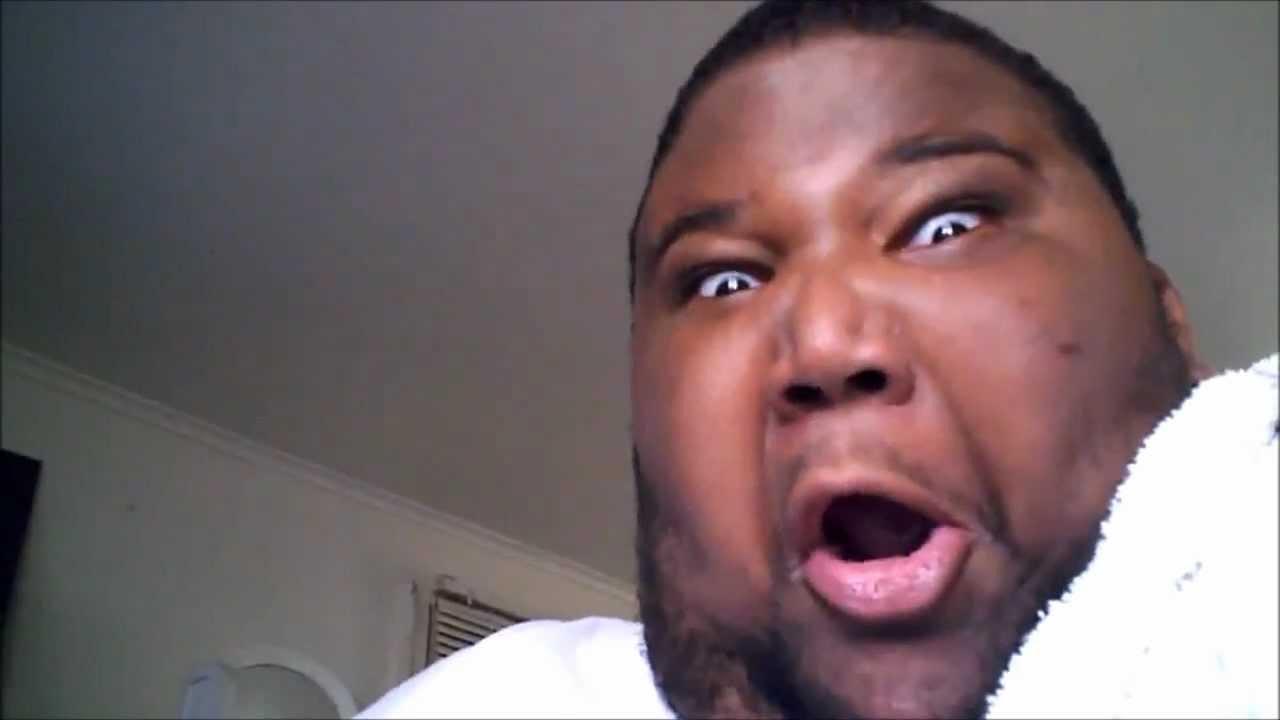 Kfc Black Person: BLACK MANS REACTION TO 50% KFC