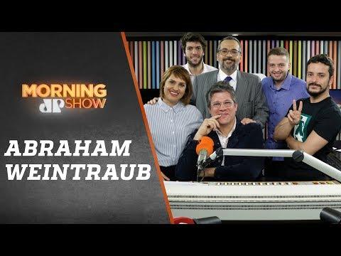 Abraham Weintraub - Morning Show - 010819
