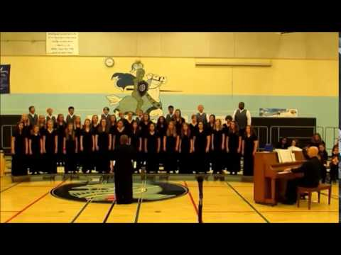 "OMS 8th Grade Choir - ""River in Judea"" 