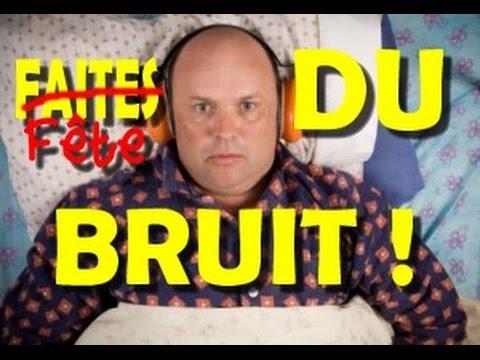 #Dj : Tapage Nocturne - Quelques règles, merci voisin !
