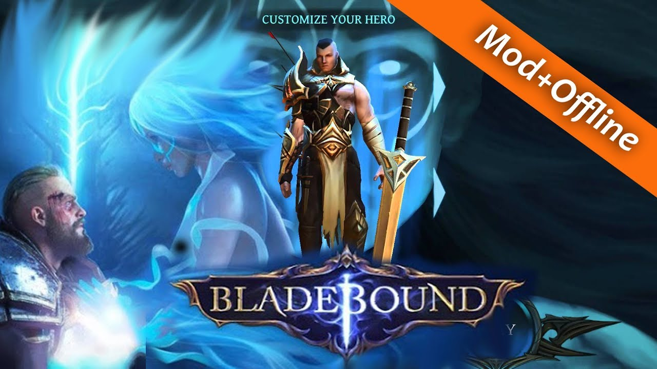 Bladebound Hack And Slash Rpg Game Mod Coins Offline Apk 2018 Youtube