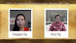 2021, Year of Metal OX, Zodiac Prediction, SHEEP people, Feng Shui Master, Paul Ng, Toronto, Canada