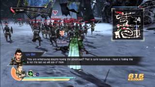Dynasty Warriors 8 - Shu, Defense of Xu Province Condition Star