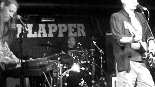 Blue Orchids - A Year With No Head - The Flapper, Birmingham. 4th October 2014