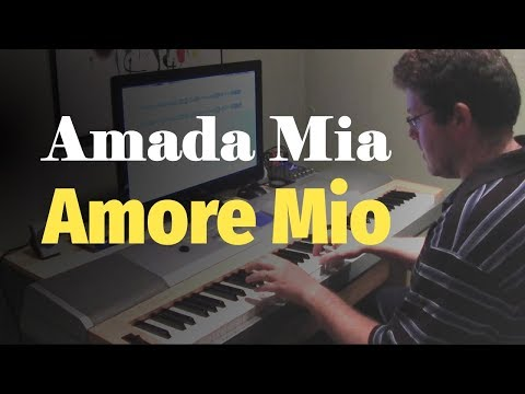 Amada Mia (To Rome with Love Soundtrack) - Piano