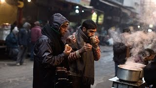 Delhi temperature drops to 4 degrees, coldest day of the season