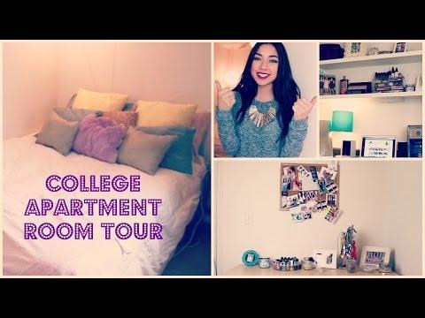 College Apartment Room Tour