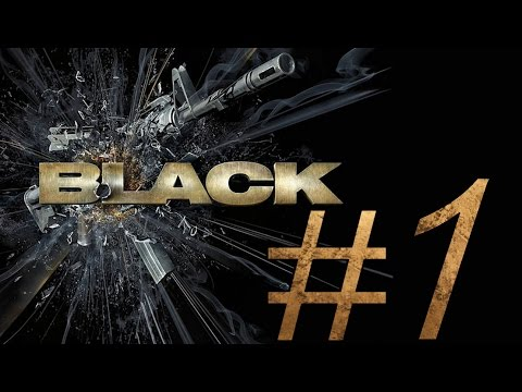 BLACK (PS2 BLACK OPS DIFFICULTY) PART 1.