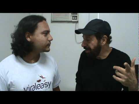 João Bosco - Entrevista após show no Tempero no Forte