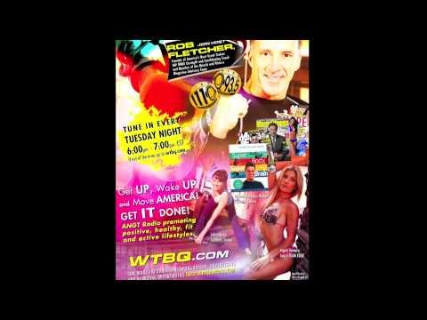 ANGT Radio 93.5 FM WTBQ Chris Miller from Maximum Fitness