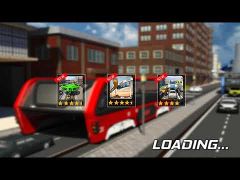 Transit Elevated Bus Simulator 3D - Android Game - Game Rock