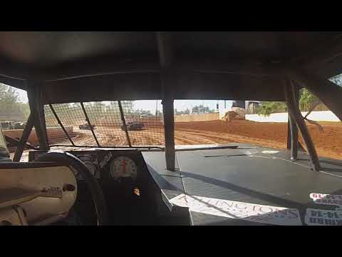 East Lincoln Speedway 2-4-19 Stock 4 Front Cam Hot Laps Alexus Motes
