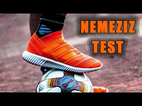 STREET TEST : Adidas NEMEZIZ 18 Tango