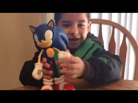 Sonic The Hedgehog Toys Shopping Haul Toys R Us Youtube