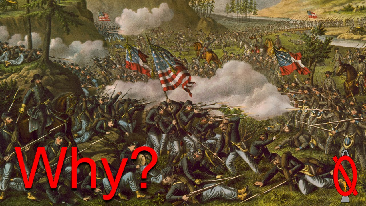 what caused the american civil war what caused the american civil war
