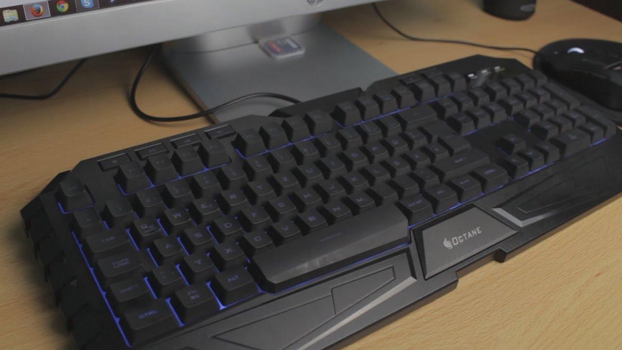 Billige und gute gaming tastatur coolermaster octane review deutsch youtube - Billige gaming stuhle ...