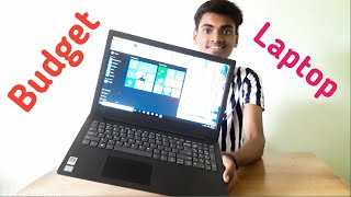 Lenovo Ideapad 130 Unboxing & Review | Budget Laptop | Best Laptop For Youtubers