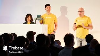 Develop Mobile Apps without Infrastructure (Firebase Dev Summit 2016)