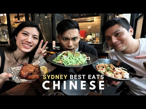 Best Chinese Food In Sydney, Australia