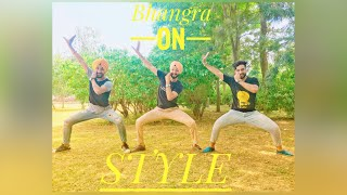 Style   Bhangra   Deep Jandu   Impression Of Bhangra (2018)