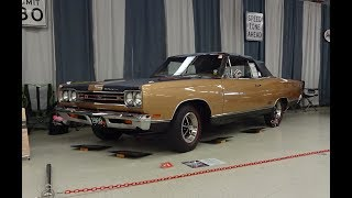 1969 Plymouth GTX Convertible in Honey Bronze & 440 Engine Sound on My Car Story with Lou Costabile