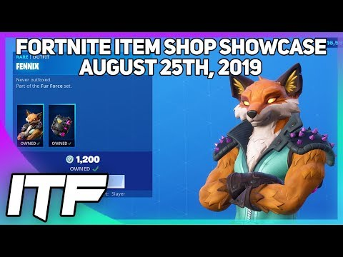 fortnite-item-shop-*new*-fennix-outfit!-[august-25th,-2019]-(fortnite-battle-royale)