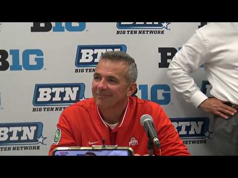 Urban Meyer: Postgame press conference Ohio State vs. Penn State