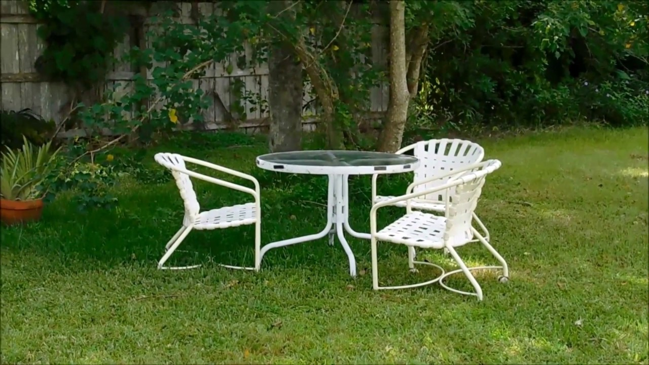 How To Clean Outdoor Chairs Using Awesome A Product From The Dollar Tree Iamacreator
