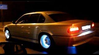 видео Светодиодная подсветка автомобиля