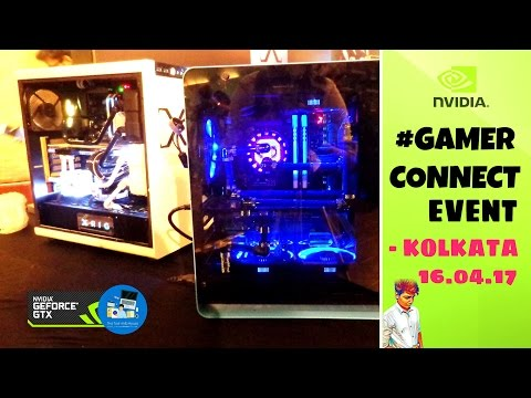 Nvidia #GamerConnect Event 2017 😍 ! Custom Builds , GTX 1080 Ti , VR and Alienware & many more !!