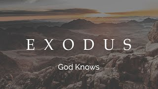 February 28, 2020 | Exodus: God Knows