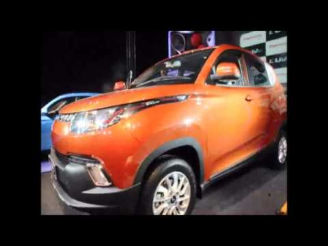 Mahindra Launches Kuv Youtube