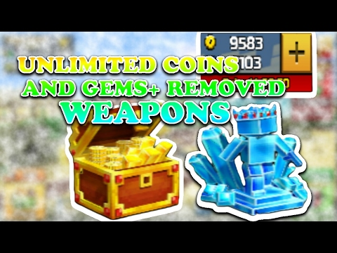 How To Get Unlimited Coins And Gems In PG3D V.12.0.0 Plus Removed Weapons