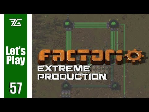 Factorio Extreme Production - Ep 57 Cobalt Steel