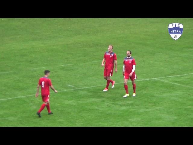 FC Nitra juniori - MFK Dubnica 2:6, 11.kolo III. liga Západ ZsFZ